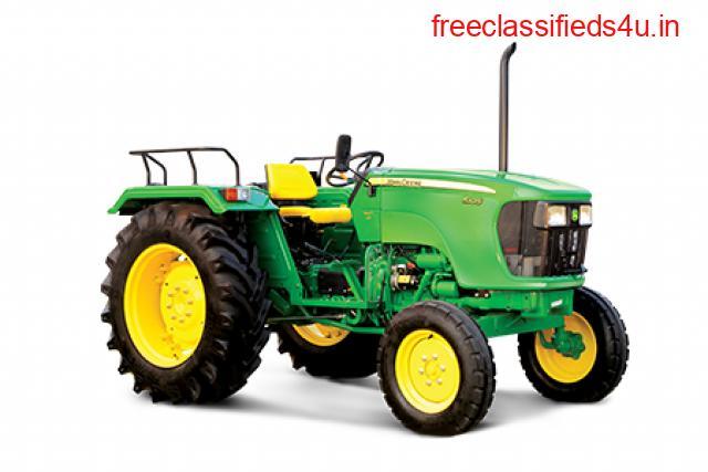John Deere 40 hp Tractor Price in India