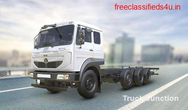 Tata 3518 Truck Model in India - Price, Specification & Review
