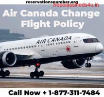 Know More About Air Canada Change Flight Policy