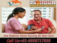 Get Emergency Home Nursing Service in Saguna More, Patna with Best Medical Team