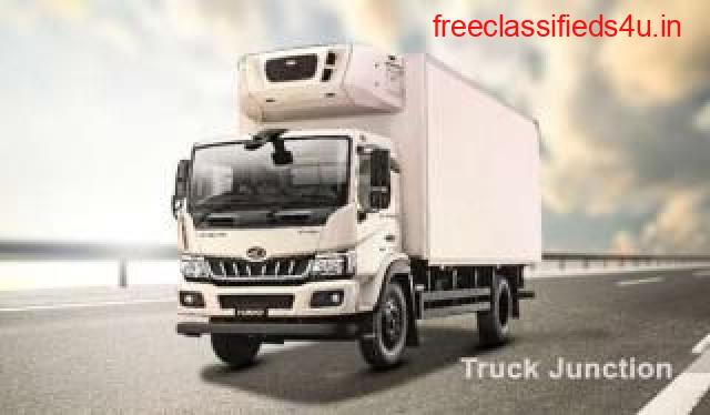 Mahindra Furio Trucks - Range of Premium Truck Models in India
