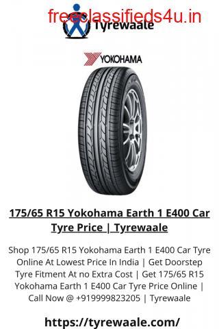 175/65 R15 Yokohama Earth 1 E400 Car Tyre Price   Tyrewaale