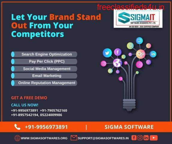 Let Your Brand Stand Out From Your Competitors Hire SigmaIT Software