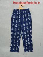 Buy Cotton Pj Pants - Jaipur Mela