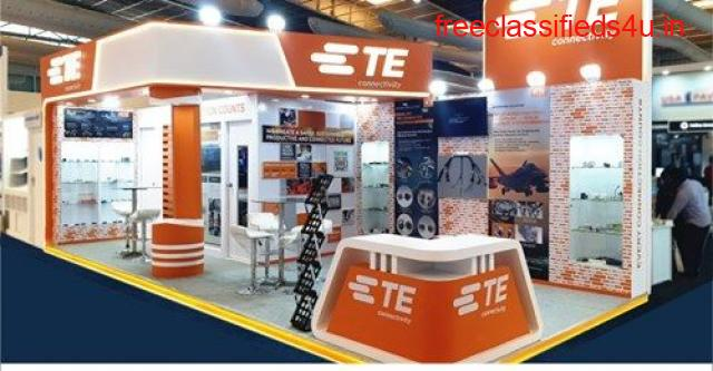 Add Rich Concept To Exhibition Stand Design To Present Business Highlights