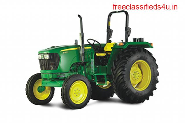 John deere 5065e Tractor Price in India for farming