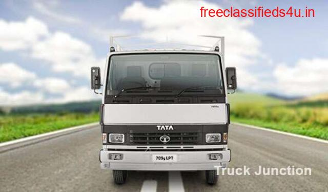 Tata Truck in india - power and comfort