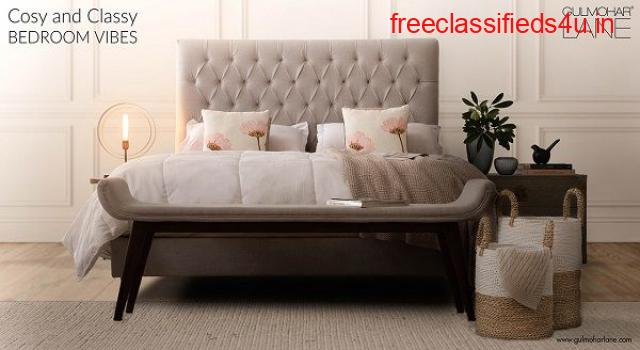 Buy Living Room Furniture Online - Gulmohar Lane