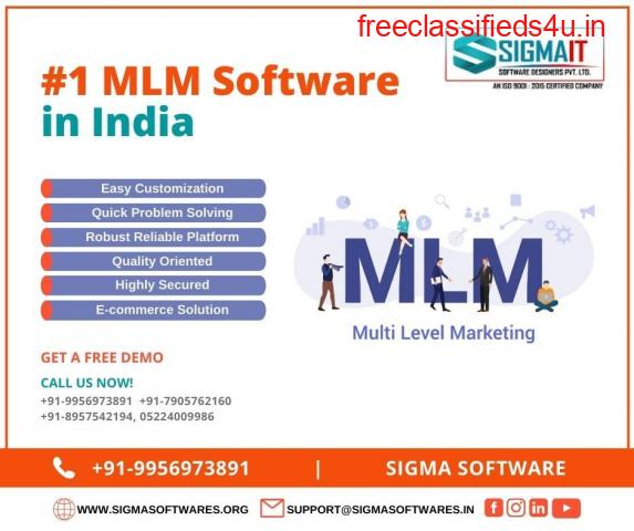 #1 MLM Software Company in India