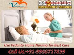 Get Low-Cost Vedanta Home Nursing Service in Kolkata with Medical Team