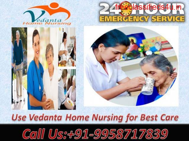 Get Best Home Nursing Service in Ranchi with Medical Team