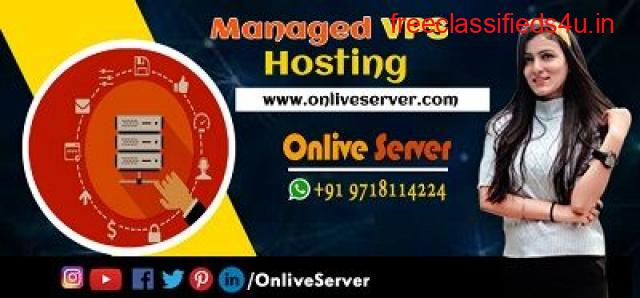 Grow Your Website With Managed VPS Hosting By Onlive Server