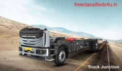 Heavy Duty Truck Price in India - Models and Overview