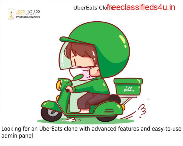 UberEats Clone App Development   UberEats Clone Script