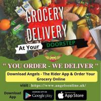Grocery Home Delivery App