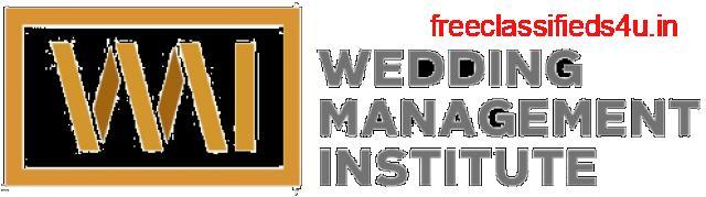 Best Event Management Institute in India | Wedding Management Institute