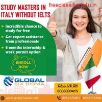 Free Education in Italy | Study Masters in Italy for Free | Global Six Sigma