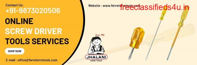 Best Screwdriver Tools Services Online-Ferreterro Tools