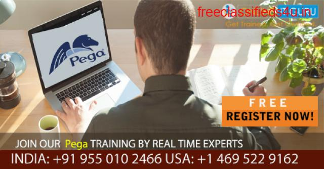 Best Pega online training In Hyderabad