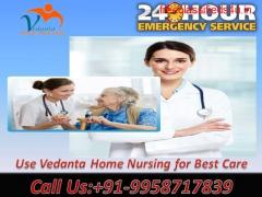 Get Best and Reliable Home Nursing Service in Saguna More, Patna with ICU Facility