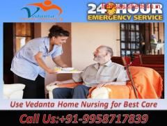 Get Best and Emergency Home Nursing Service in Rajendra Nagar, Patna for Patient Care
