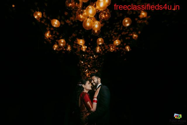 Book Professional Wedding Photographer For Your Special Day | Nitin Arora
