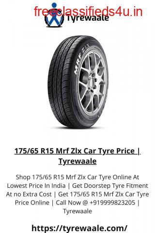 175/65 R15 Mrf Zlx Car Tyre Price   Tyrewaale