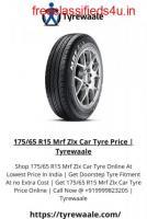 175/65 R15 Mrf Zlx Car Tyre Price | Tyrewaale