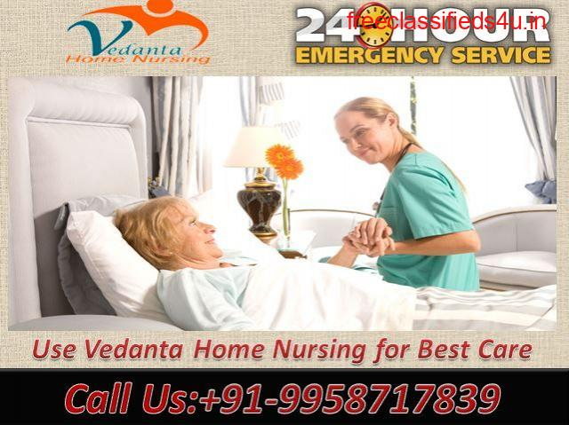Vedanta Home Nursing Service in Patna with Best Medical Facility for Patient Care