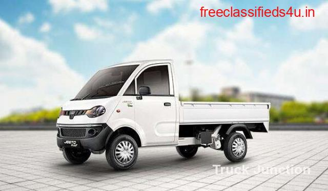 Mahindra Jeeto Mini Truck Price in India - Features and Review
