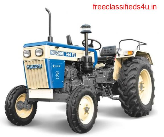 Swaraj 742 reviews - Tractor junction