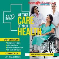 Acquire Medivic Home Nursing Service in Patna with Versed Medical Crew