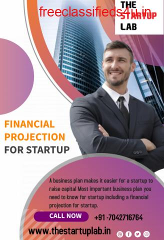 Financial Projection For Startup