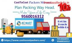 Registered Packers Movers in CR Park - CostToCostPackers
