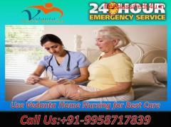 Book Best and Safe Vedanta Medical Home Nursing Service in Patna