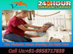 Get Low-Cost Vedanta Home Nursing in Rajendra Nagar, Patna for Best Services