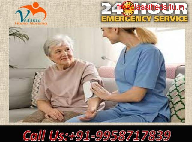 Get ICU Home Nursing Service in Kankarbagh, Patna for Credible Facilities