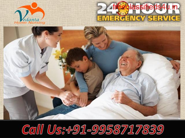 Get Reliable Home Nursing Service in Punaichak, Patna with Best Medical Team