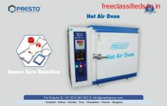 Laboratory Hot Air Oven Manufacturer and Supplier