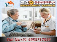 Get Low-Cost Home Nursing in Rajendra Nagar, Patna by Vedanta Home Nursing