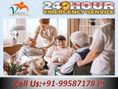 Get Reliable and Low-Cost Home Nursing in Boring Road, Patna by Vedanta Home Nursing