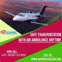 Remarkable Transportation by Medivic Air Ambulance Service in Chennai