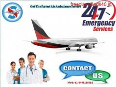 Avail the Air Ambulance from Coimbatore to Mumbai with Healthcare Support