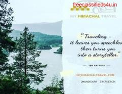 Book Chandigarh to Manali One Way Taxi Service