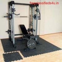 Insulation Rubber Gym Tiles
