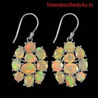 Wholesale Sterling Silver Opal Jewelry Collection