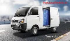 Mahindra Supro Truck Features and Overview