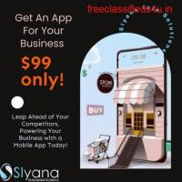 Get an App For Your Business For just $99!
