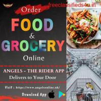 Angels Most Popular Food Delivery App in UK