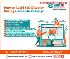 Website Redesigning Without Loosing SEO & Ranking